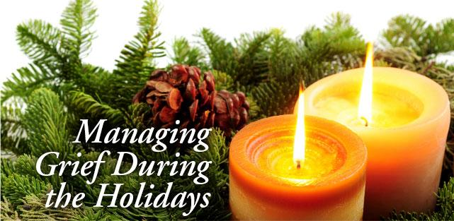 Helping Yourself Heal During the Holiday Season by Alan D. Wolfelt, Ph.D.